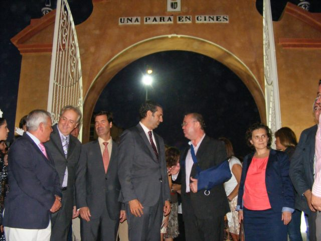 Inauguración-Para En Gines 2012
