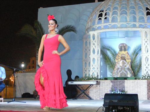 El Desfile de Moda Flamenca y Rociera de