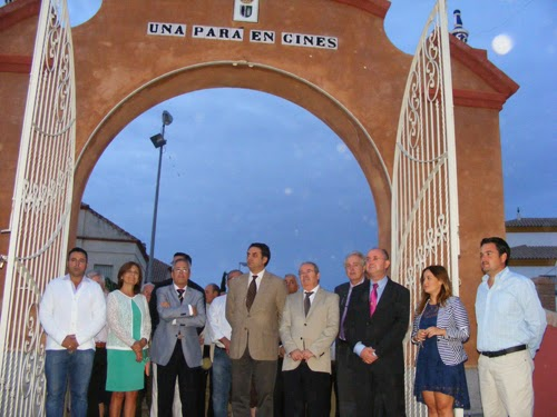 Pará 2013-inauguración