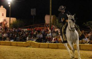 La Doma Vaquera vuelve a Una Pará en Gines con un concurso de categoría nacional