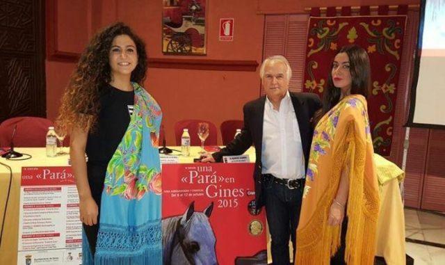 La mejor Moda Flamenca y Rociera volverá a ser protagonista en Una Pará en Gines