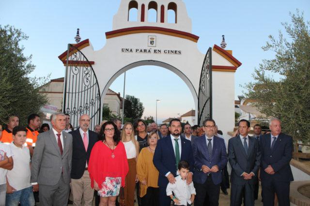 Acto de inauguración 'La Pará' situando a Gines como destino turístico de referencia