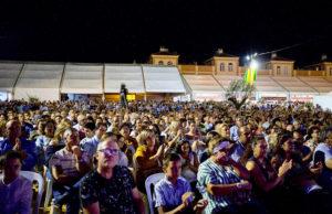 Una multitudinaria Pará de Gines 2018
