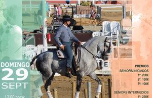 Concurso Equitación de trabajo - La Pará 2019 - Gines