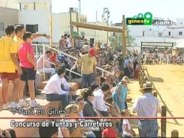 VIII Concurso de Yuntas y Carreteros...