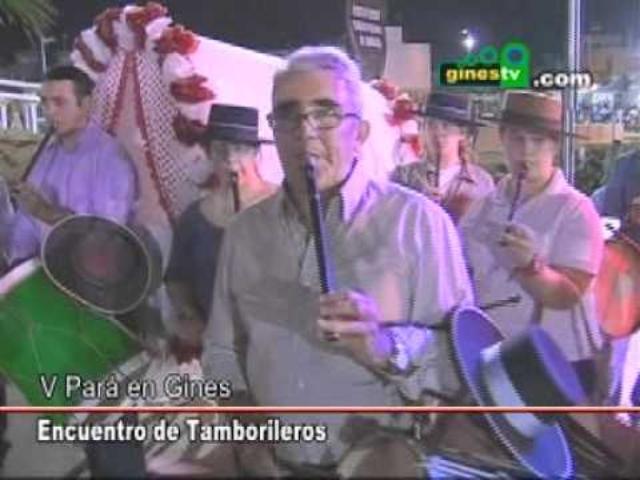 """""""Una Pará en Gines 2011"""" sonó a Roc..."""