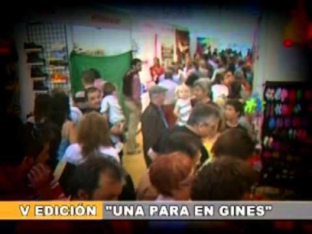 Una Pará en Gines 2011 (1º spot pro...
