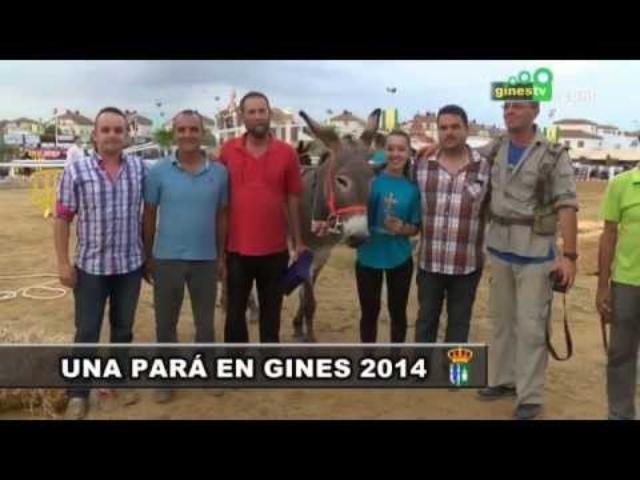 """""""Una Pará en Gines"""" vuelve a superar..."""