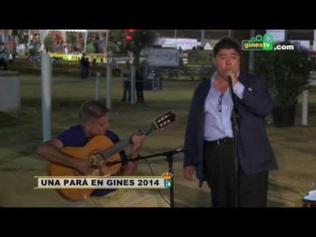 Acto Inaugural Una Pará en Gines 2014