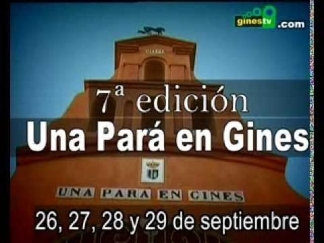 Una Pará en Gines 2013 (26, 2 7, 28 y ...