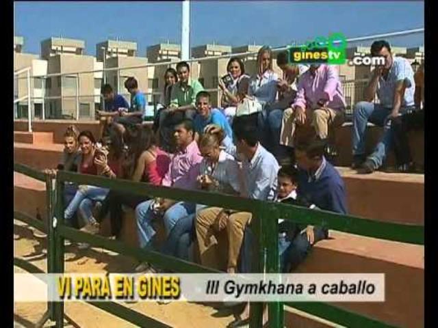 """III Gymkhana Ecuestre en """"Una Pará en..."""