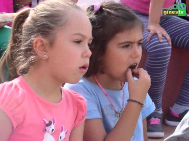 Los escolares visitan Una Pará en...