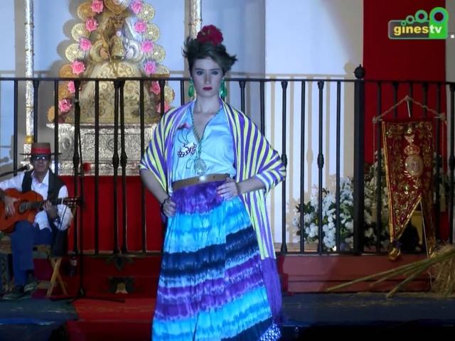Desfile de Moda Flamenca y Rocier...