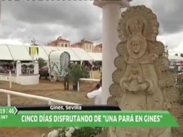 Andalucía Directo en Una Pará en G...