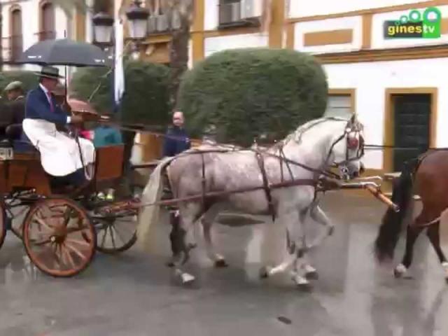 I Concurso de Enganches de Tradic...