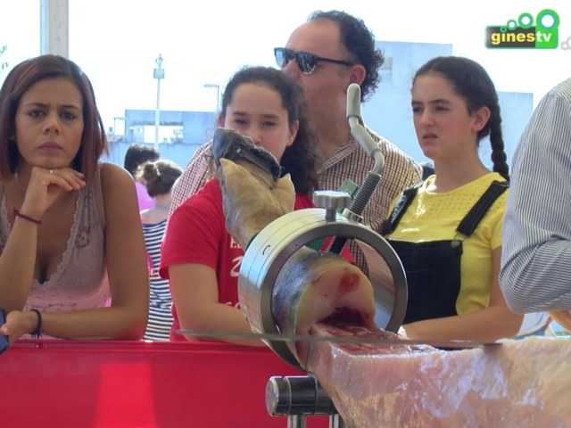 V Concurso Nacional de Cortadores...