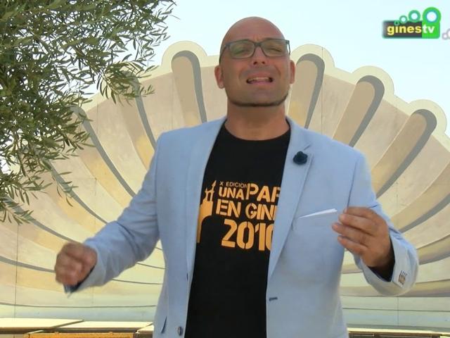 Spot anunciador de Una Pará en Gines...