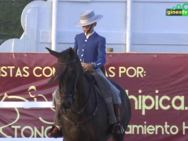 XII Campeonato de España de Doma Vaquera de Menores y Amazonas