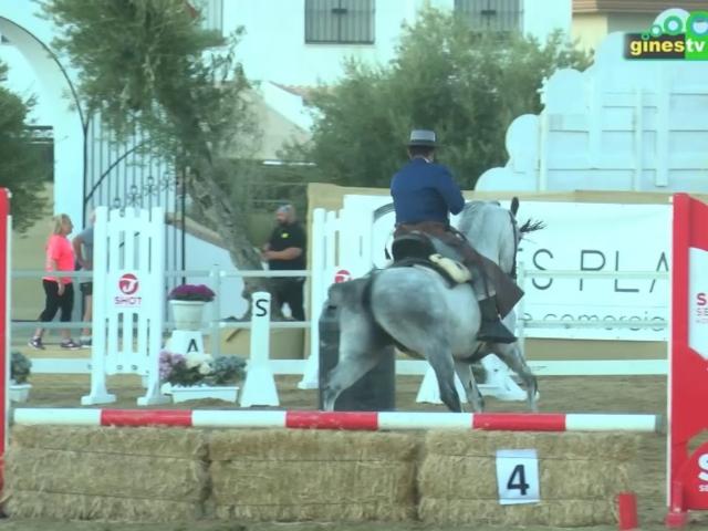 II Concurso de Equitación de Trabajo Nacional Territorial 'Copa ANCCE', en Una Pará en Gines 2019