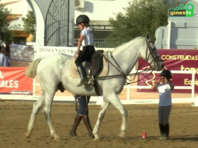 Exhibición de la Escuela de Equitación