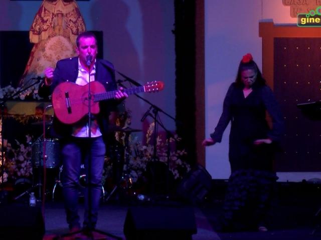 XIII Noche Rociera, con la actuación de Javi Moya (Finalista de La Voz), dentro de Una Pará en Gines 2019