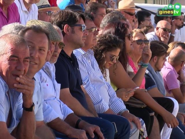 Vídeo completo del XVI Concurso Nacional de Yuntas y Carreteros, dentro de Una Pará en Gines 2019.